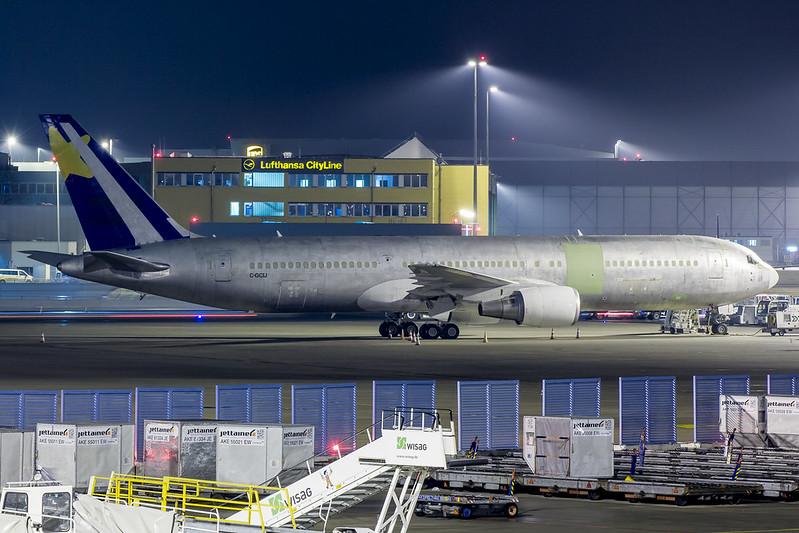 Cargojet - B763 - C-GCIJ (HDR)