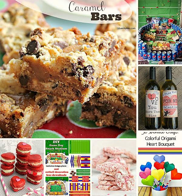 Week 116. This is an anything goes, no rules party! Link up your recipes, projects, crafts, printables ... and yes, you can even link up your giveaways!