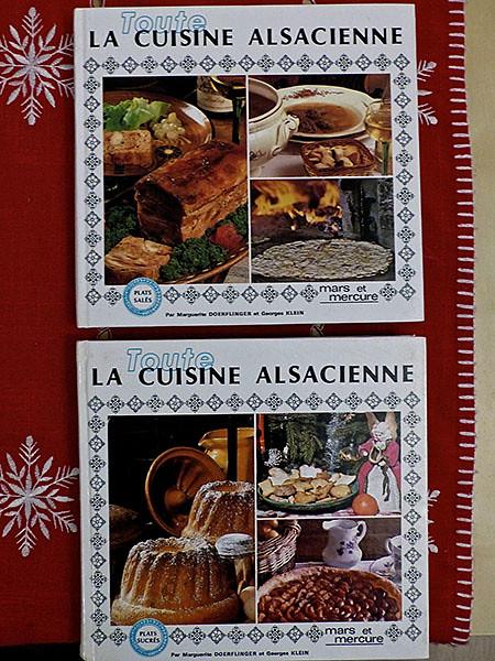 cuisine alsacienen