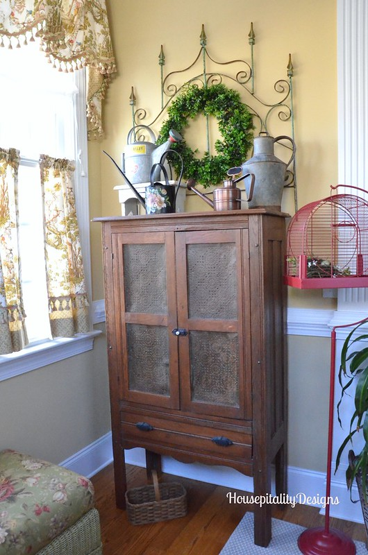 Antique Pie Safe - Housepitality Designs