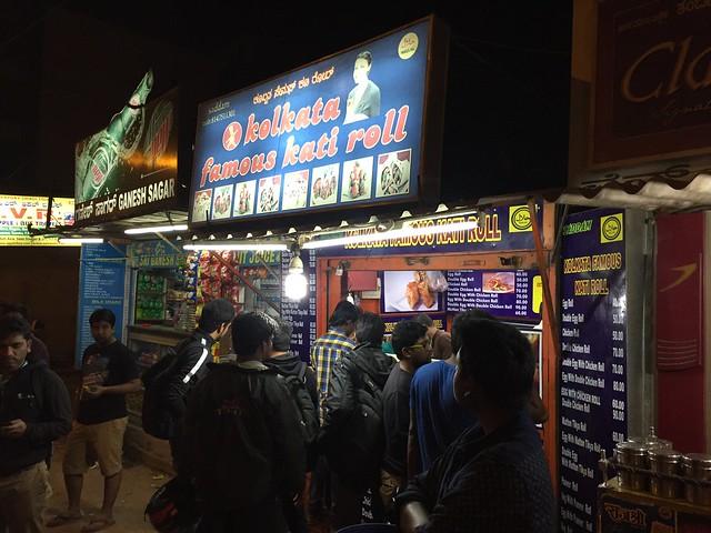 Kolkata Kati Roll