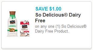 Free So Delicious Creamer