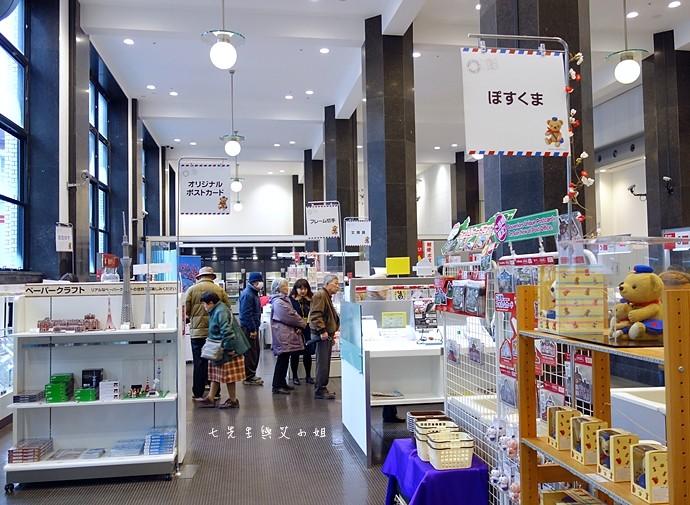 7 日本購物必買 東京 中央郵便局