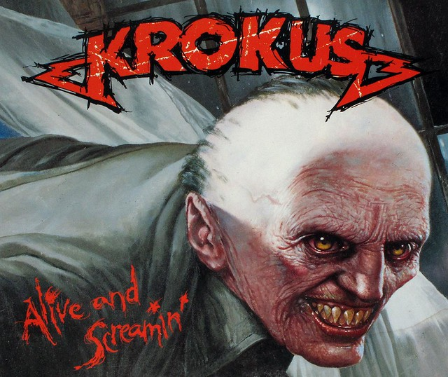Krokus Alive
