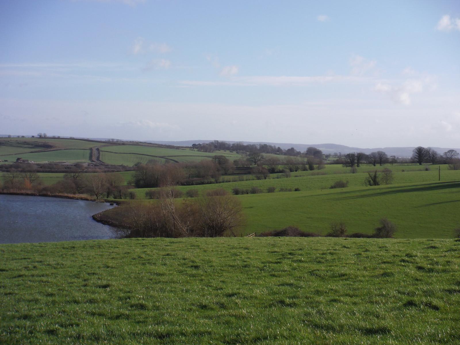 Chiltern Views from Chilton Park SWC Walk 191a Haddenham Circular (w/o Brill)