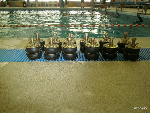 Onderwater afdichting