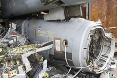 ZE202 36-01 MM55056 - AT015 562 3253 - Italian Air Force - Panavia Tornado F3T - H Williams & Son, Hitchin, Hertfordshire - 071006 - Steven Gray - IMG_0463