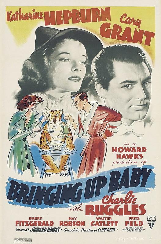 Bringing Up Baby - Poster 2