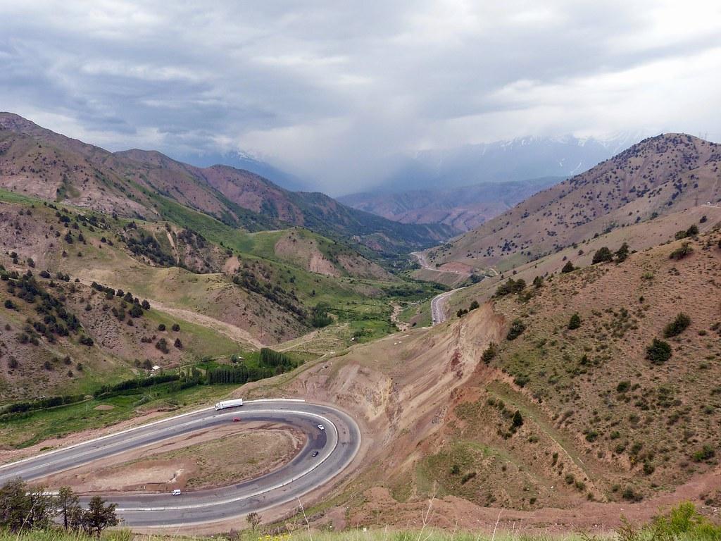 2014 Usbekistan - Ferghana-Tal