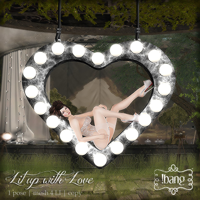 !bang - lit up with love