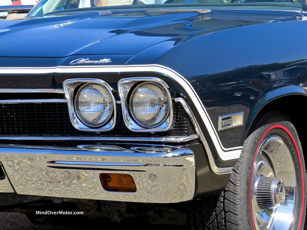 1968 Chevrolet Chevelle SS396 Light