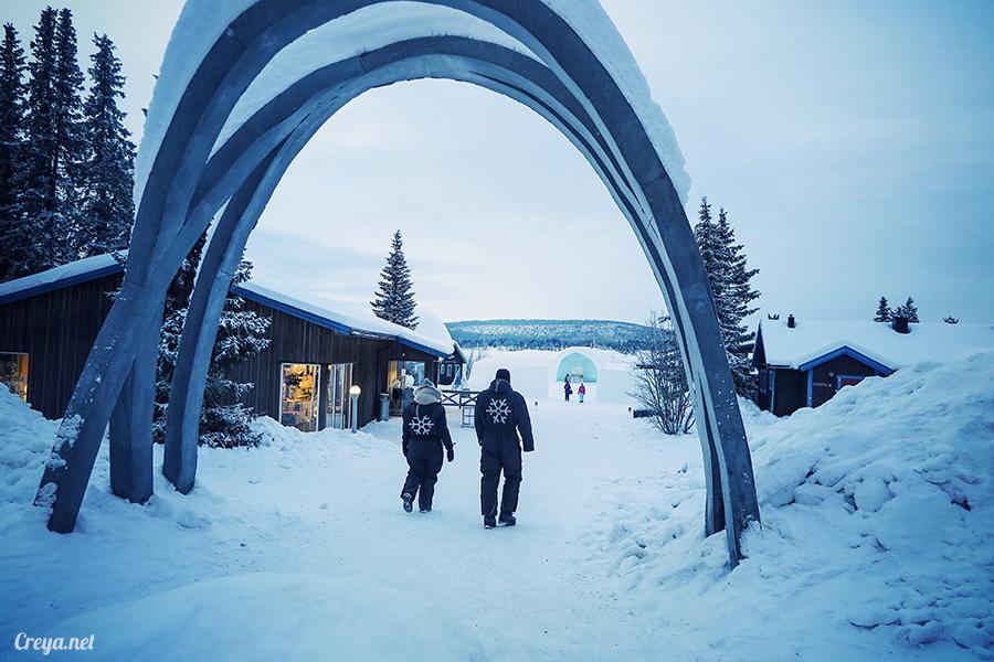 2016.02.25 ▐ 看我歐行腿 ▐ 美到搶著入冰宮,躺在用冰打造的瑞典北極圈 ICE HOTEL 裡 02.jpg