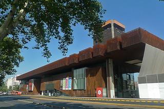 Santiago - Centro Gabriela Mistral building