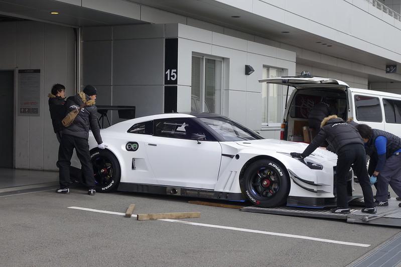 KONDO Racing Team GT-R GT3