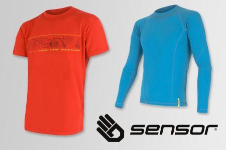 Vyhlášení soutěže o prádlo Sensor Merino Wool Active