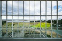 View of Kasai Rinkai Park from Crystal View (クリスタルビュー)