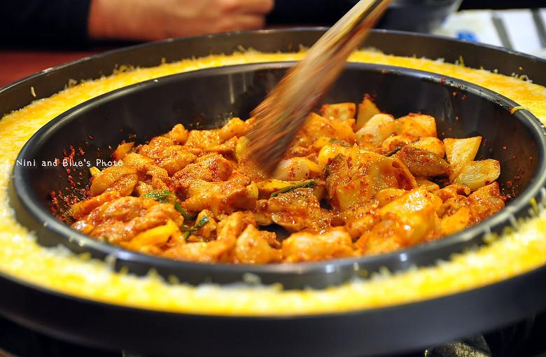 柳家韓式料理公益路20