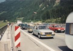 1983 - Opel Kadet -  KF-92-GK