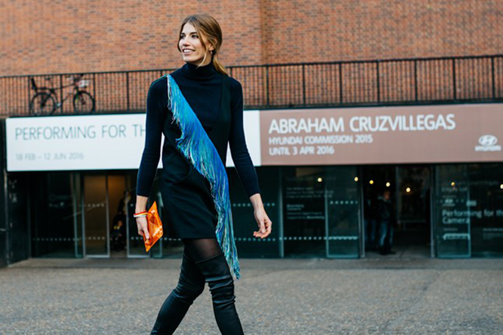 London Fashion Week Streetstyle6