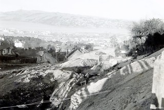 Stuart Street Extension 1952