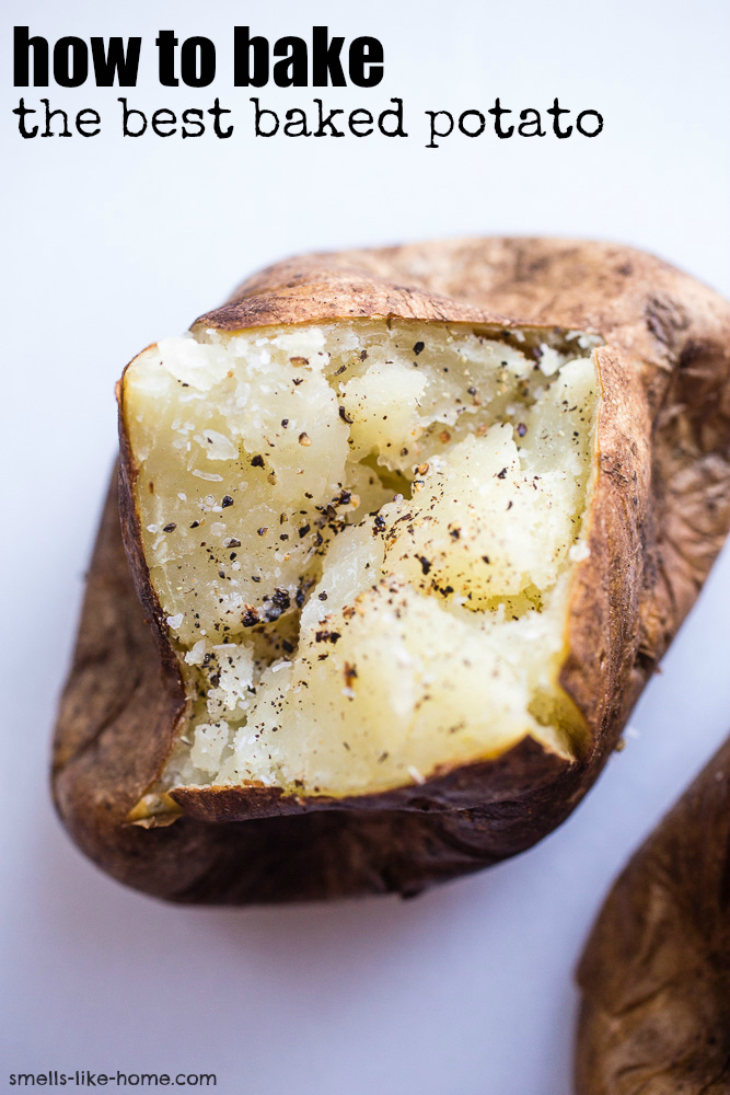 How to Bake the Best Baked Potato