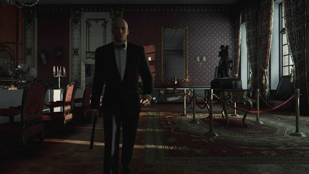 Hitman on PS4