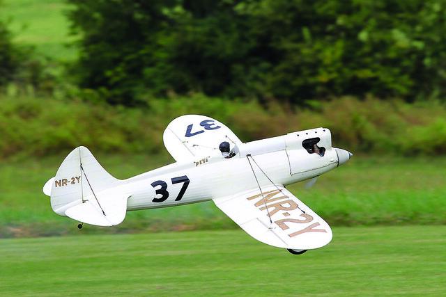 Model Aviation Magazine - 2015 NASA Scale Classic