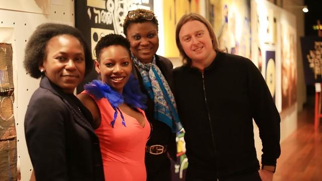 When Art Meets... Jazz - Royal Overseas League - 11/03/16