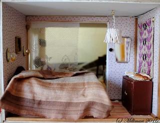 Valmis makuuhuone