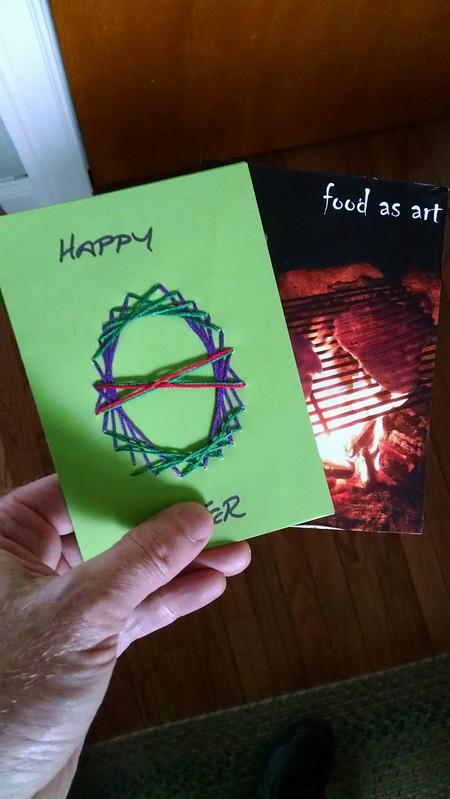 Postcards from Karen and Sarah