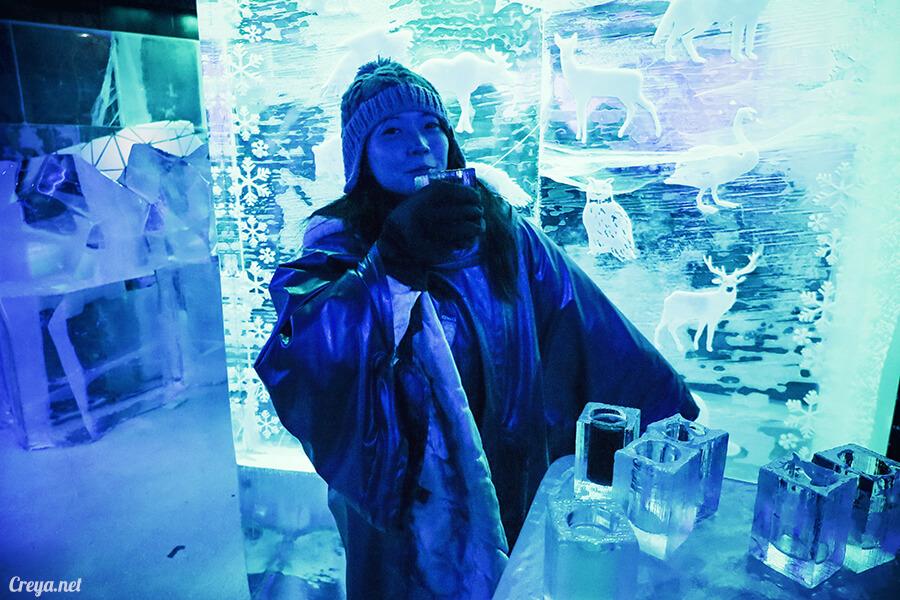 2016.03.24 ▐ 看我歐行腿 ▐ 斯德哥爾摩的 ICEBAR 冰造酒吧,奇妙緣份與萍水相逢的台灣鄉親破冰共飲 19.jpg