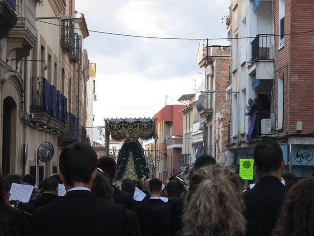 Traslado Casa Hdad. a la parroquia 2016