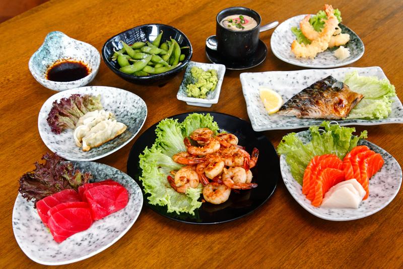 Ichiban the Izakaya Japanese Buffet
