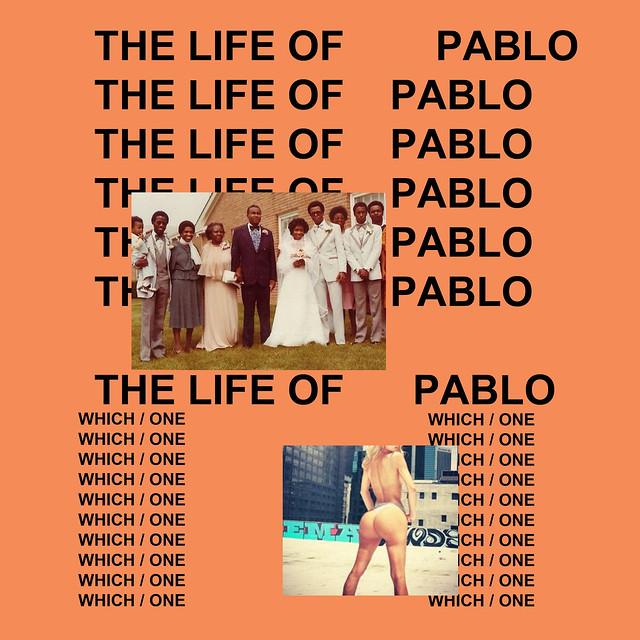 Kanye West - Life of Pablo