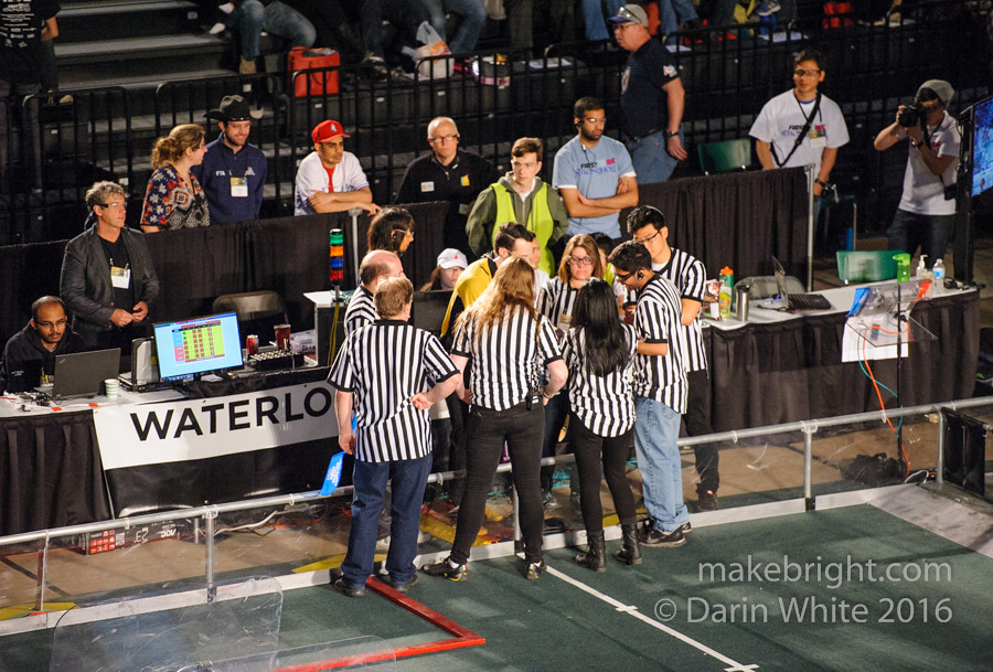 FIRST Robotics Regionals - UW - April 2016 035