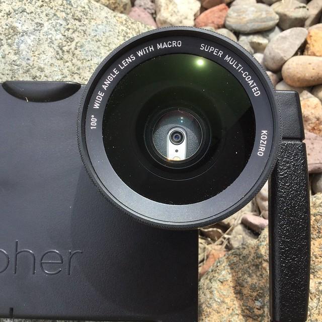 37mm Wide-Angle Lens