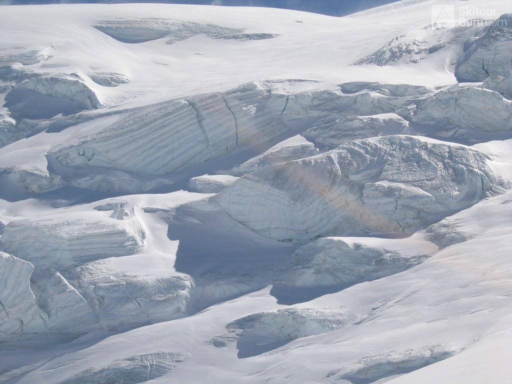 Strahlhorn Walliser Alpen / Alpes valaisannes Schweiz foto 10