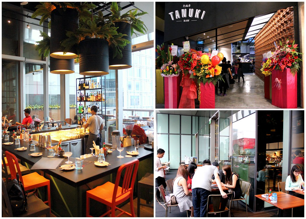 Tanuki Raw: Reopen Orchard Central
