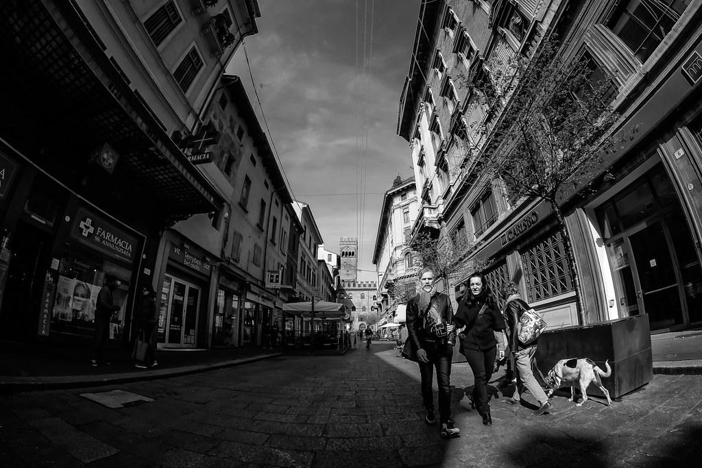 Bologna - Via degli Orefici
