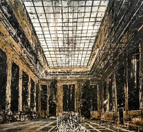 Innenraum. Intérieur. 1981