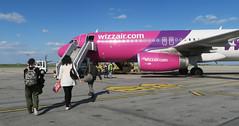 Timișoara Airport (LTRT) - Airbus A320 (HA-LWY)