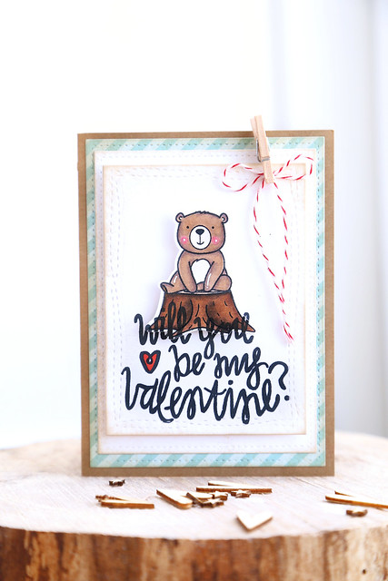 lumberjack love {neat and tangled}