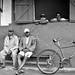 Street scene, Tamatave, Madagascar