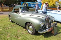 1954 Sunbeam Alpine Mk III Roadster