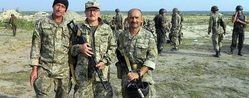 <b>Петро Українець: </b>«Невже слід, який залишає війна в наших душах, це просто ПТСР?