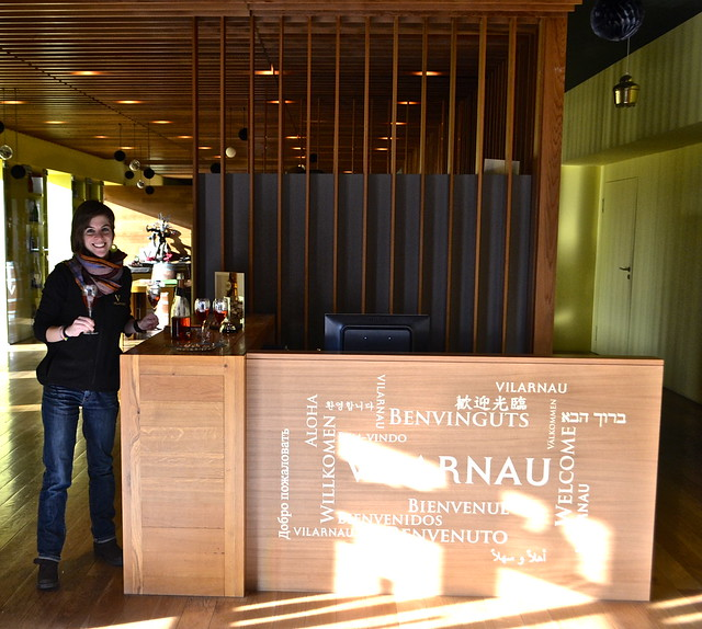 our guide - Vilarnau cava wine tour barcelona