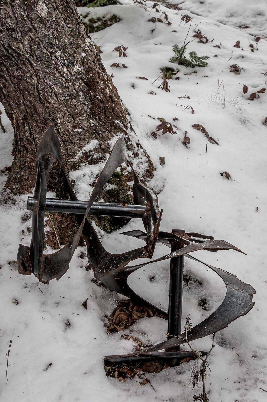 snowblower blades