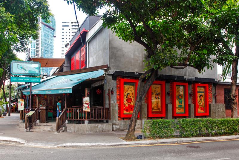 Opium Restaurant Changkat Bukit Bintang