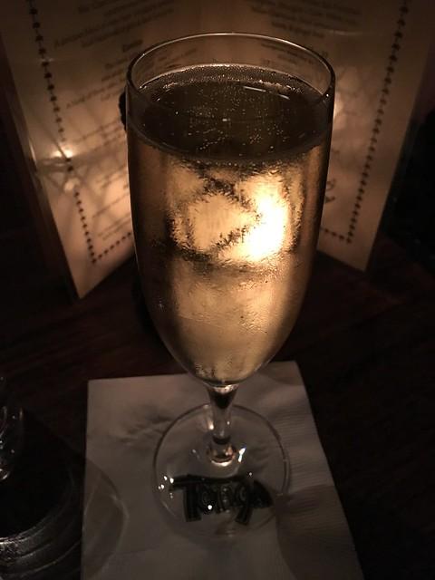 Sparkling wine - Tonga Room