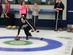Op Highland Sweep, Cadet Curling Day, 9 Jan 16